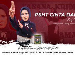 ENY SAGITA – PSHT Cinta Damai (Official Music Video)