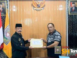 Biro Humas PSHT Pusat Gelar Press Release Tentang Salinan Putusan MA