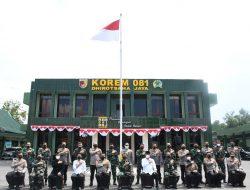 Kang Mas R.Moerdjoko HW Ikuti Rakor Dalam Rngka Persiapan Operasi Aman Suro Tahun 2021
