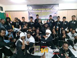 PSHT Cabang Jayawijaya Papua Telah Resmi Mengesahkan 68 Warga Baru Tahun 2021
