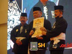 Kangmas LaNyalla Mahmud Mattaliti : Ajaran PSHT Sejalan Dengan Cita – Cita Pendiri Bangsa